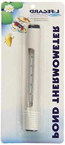 Lifegard Aquatics ARP440015 Pond Tube Thermometer for