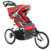 Schwinn Arrow Single Stroller, Red/Black