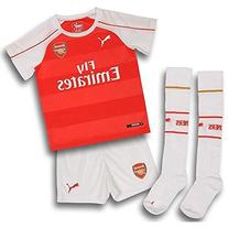 Arsenal Kids Home Kit 2015 - 2016