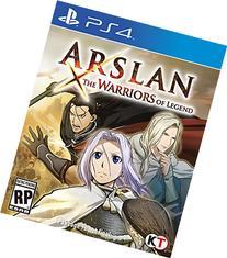 Arslan: The Warriors of Legend - PlayStation 4