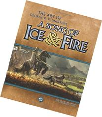 The Art of George R.R. Martin's A Song of Ice & Fire: Volume