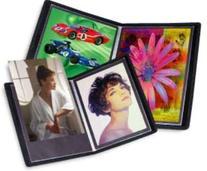 "Art Portfolio Evolution 8 x 10"" for Art and Photos, 24 Pages"