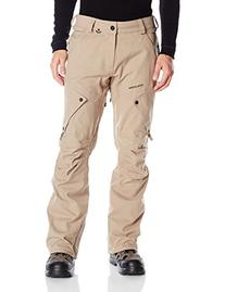 Volcom Men's Articulated Pant, Khaki, Large