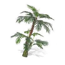 vidaXL Artificial Plant Cycas Palm Tree 59