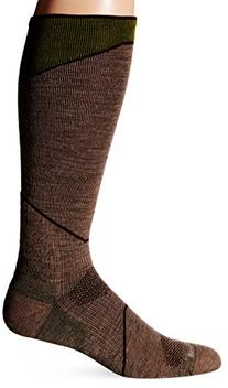 Sockwell Men's Ascend Socks, Khaki, Large/X-Large