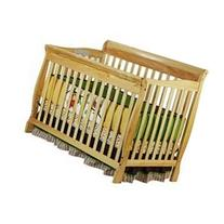Ashton Convertible Crib, Natural