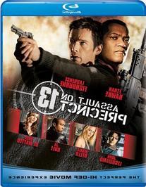 Assault On Precinct 13  - Hawke, Fishburne, Leguizamo Blu-