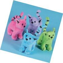 Assorted Plush Cats  - Bulk