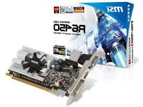MSI ATI Radeon HD6450 1 GB DDR3 VGA/DVI/HDMI Low Profile PCI