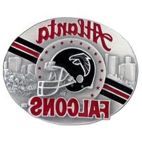 NFL Atlanta Falcons Belt Buckle