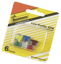 Bussmann  ATM-LP Low Profile Fuse Assortment Kit - 6 Piece