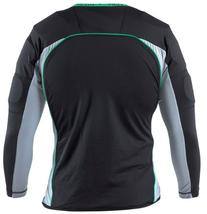 Gilbert Boys Atomic Thermo Rugby Long Sleeve Shoulder