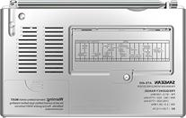 Sangean ATS-405 FM-Stereo/AM/Short Wave World Band Receiver