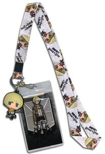 Great Eastern Entertainment Attack On Titan - Armin Lanyard