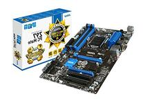MSI Intel Z97 LGA 1150 DDR3 USB 3.1 ATX Motherboard