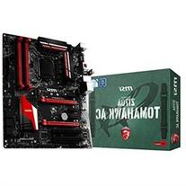 MSI Computer ATX DDR4 LGA 1151 Motherboards Z170A TOMAHAWK