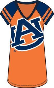 Auburn Tigers Ladies' Next Generation Jersey Nightgown /