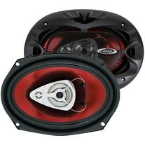 "BOSS AUDIO CH6930 Chaos Exxtreme 6"" x 9"" 3-way 400-watt Full"