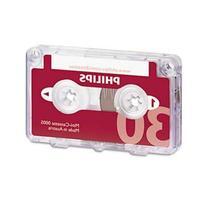 Philips LFH000560 Audio & Dictation Mini Cassette, 30