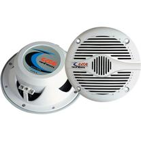 "BOSS AUDIO MR60W Marine 6.5"" 2-way 200-watt Full Range"