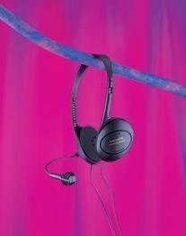 Audio Technica ATH-COM2 Stereo/dynamic Boom Mic Combination