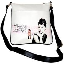 Women's Audrey Breakfast at Tiffany's Messenger Bag AH811 -