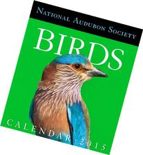 Audubon Birds Gallery Calendar 2015