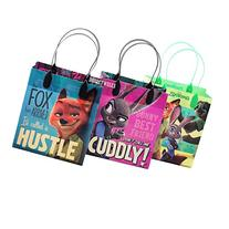 Zootopia Authentic Licensed Reusable Party Favors Plastic