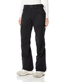 686 Women's Authentic Smarty Cargo Pant, X-Large, Black