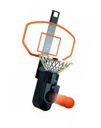 Auto-Return Basketball Challenge