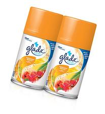 Glade Automatic Spray Air Freshener, Hawaiian Breeze, 2count