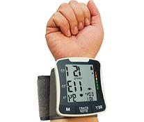 LotFancy Automatic Wrist Blood Pressure Cuff Monitor with