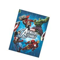Avengers Plastic Table Cover  - Party Supplies