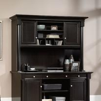 Sauder Furniture 417700 Avenue Eight Home Office Desk Hutch