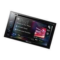 Pioneer Avh-190Dvd 6.2 Double-Din In-Dash Dvd Receiver With Wvga Clear-Resistive Touchscreen 11.00In. X 9.80In. X 6.40