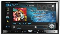 Pioneer AVH-X5600BHS 2-DIN Multimedia DVD Receiver with 7""
