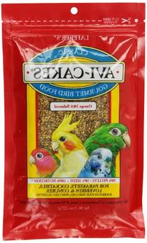 Avi - cakes For Keet Tiel & Lovebirds 8oz
