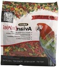 Avian Entrees Wild and Spicy Parrot Food