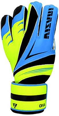 Vizari Avio F.R.F Glove, Blue/Green, Size 5