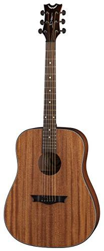 AX DCE MAH AXS Series AX D MAH Dreadnought Acoustic Guitar