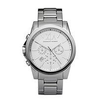 Armani Exchange Men's AX2058  Silver  Watch