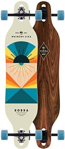 Arbor Axis Premium Longboard 2016 Complete New Flagship
