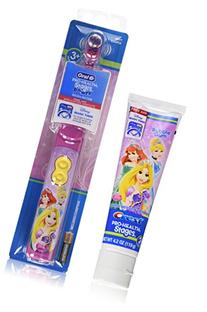 Oral-B Crest and Pro-Health Stages Toothbrush Special Pack,