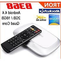 B368 RK3288 Quad Core Cortex A17 Android TV BOX 4K x 2K FHD
