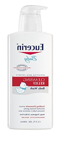 Eucerin Baby Cleansing Relief Body Wash 13.5 Ounce