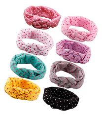 Qandsweet Baby Girl Newest Turban Headbands