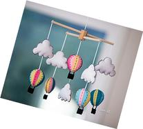 Baby mobile, Nursery mobile - Hot air balloon mobile