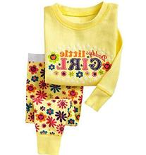 """Babyroom """"GIRL"""" girls pajamas long toddler kids clothes"""