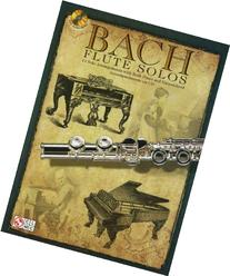 Bach Flute Solos With CD Accompaniment