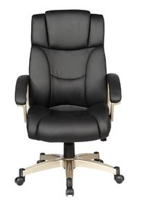 High Back Executive Leather Ergonomic Office Chair w/Heavy